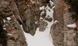Rob Dickinson Sending Broom Closet on North Baldy