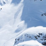 Sage Cattabriga-Alosa in action at Red Bull Cold Rush
