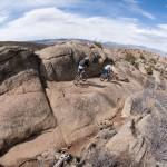 The riding rocks at Hartmans!