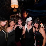 Adorned in authentic 1930's Parisian attire, these Crested Butte ladies came dressed to impress.