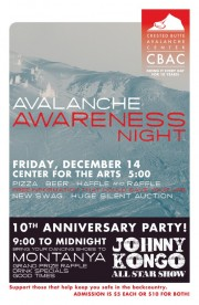 CBAC 10th Avalanche Awareness Night
