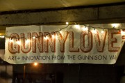 Gunnylove hosted a holiday party to celebrate it's sellers, buyers and to show the town who they were. Photo by Trent Bona