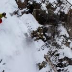 Matt's Steep Line Part 2. Photo: Will Dujardin
