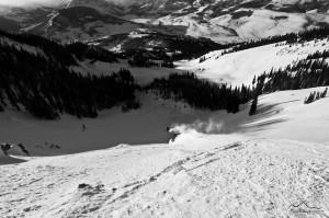 Skier: Will Dujardin