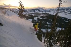 Skier: Jack Weise