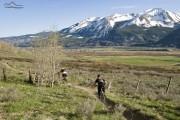 Riders: TJ Prieur and Jesse Blumenthal Trail: Upper Loop