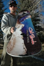 Coldsmoke is excited about the Voodoo, the product of their partnership with Romp Skis.