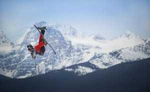 """Local Matt Evans went up to BC to film with Sweetgrass for """"Valhalla"""". Photo: Sweetgrass Productions"""