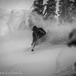 There is always pow somewhere around Crested Butte. Photo: Dave Kozlowski