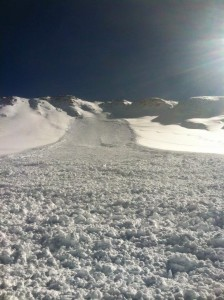 Photo: Crested Butte Avalanche Center