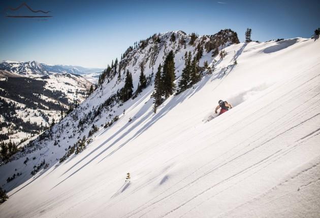 Skier: Will Dujardin, Photo: Trent Bona