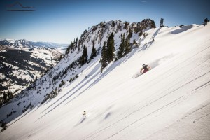 Skier: Will Dujardin, Photo: Trent Bona