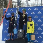 Vail 15-18 Ski Men Sweep by Kye Matlock in 1st, Carson Hildebrandt 2nd, Holden Bradford 3rd.